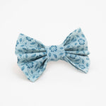 Denim Delight Bow