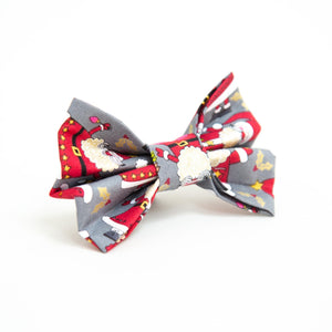 Father Christmas Bow