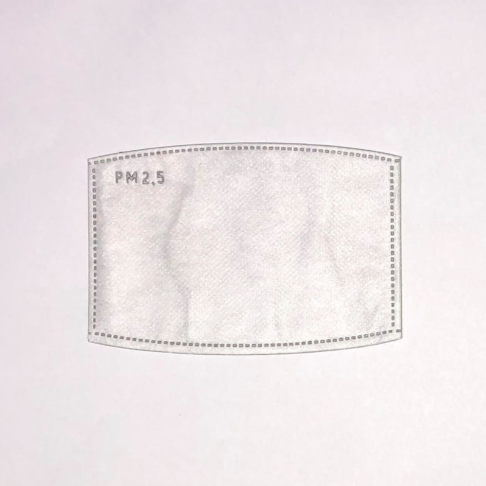 Prism Pleated Face Mask