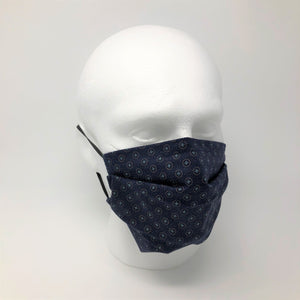 Freckingham Pleated Face Mask