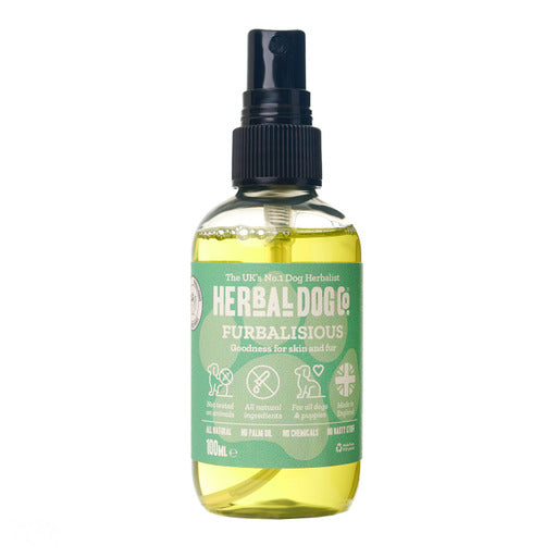 Herbal Dog Co Furbulous Mint Natural Deodoriser
