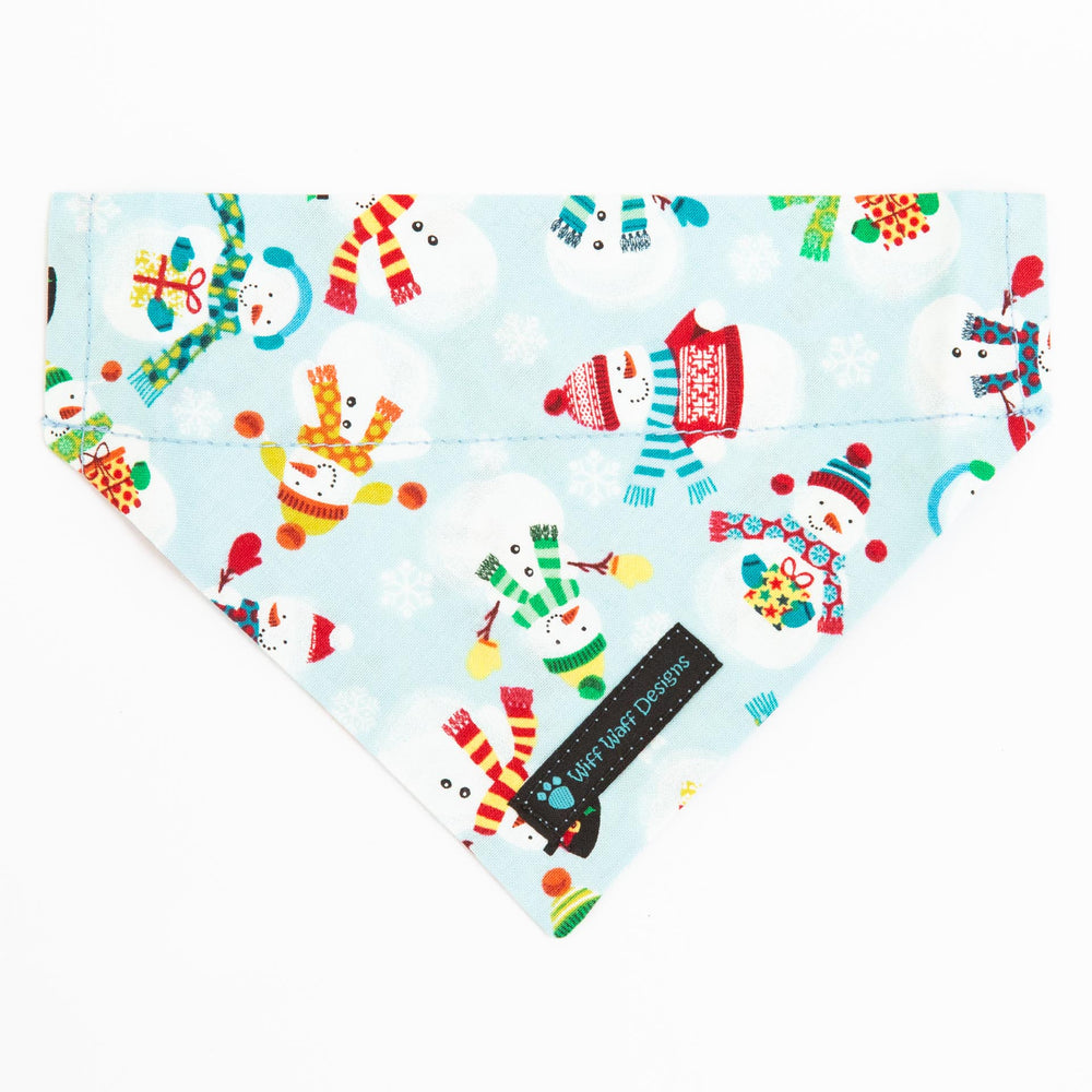 Frosty The Snowman Bandana