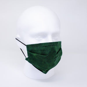 Hex Green Face Mask