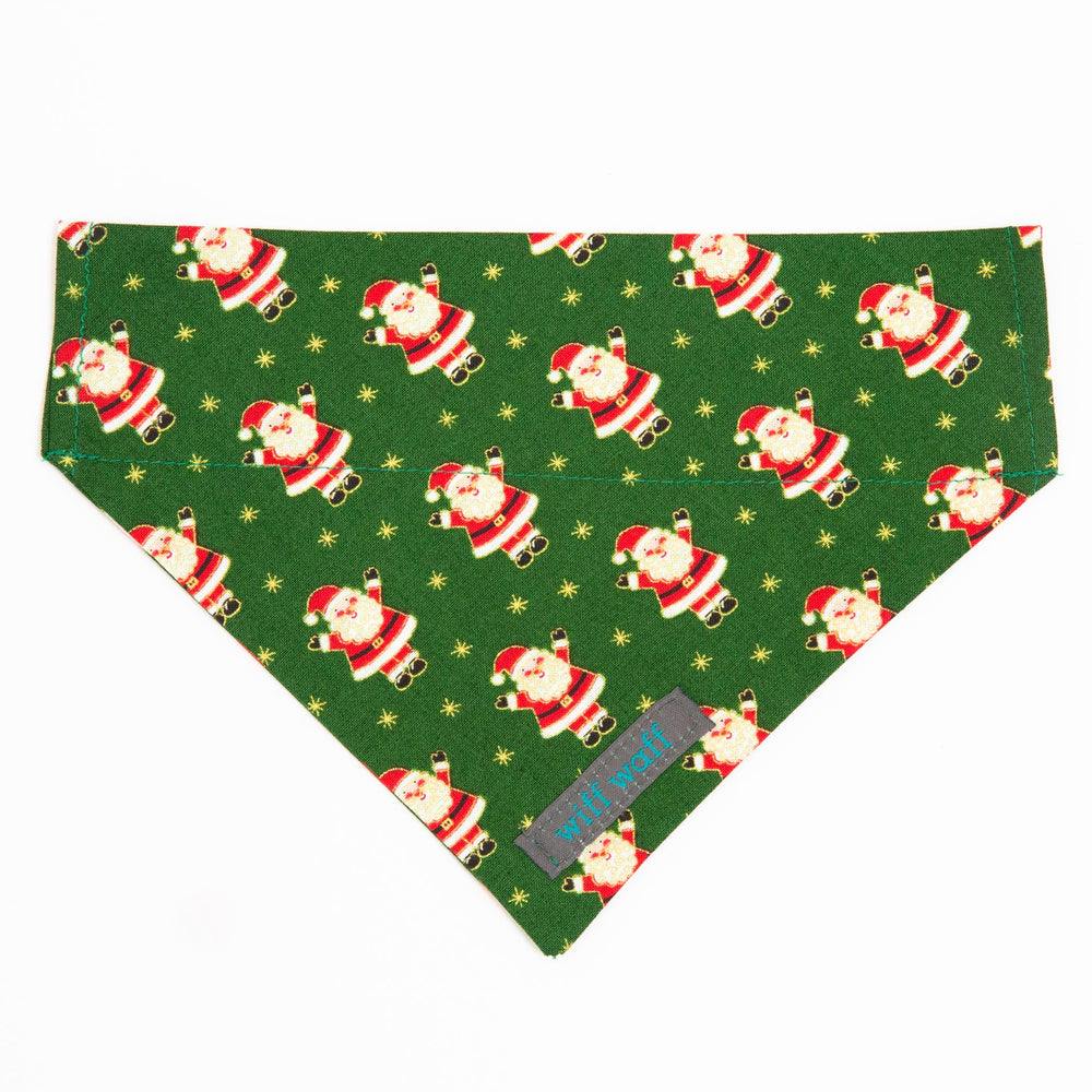 Happy Santa Bandana