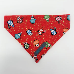 Happy Penguins Bandana