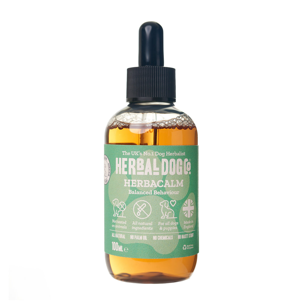 Herbal Dog Co Herba Calm Tranquility Drops