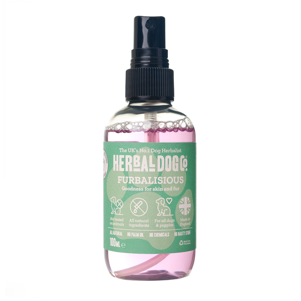 Herbal Dog Co Furbulous Lavender Natural Deodoriser
