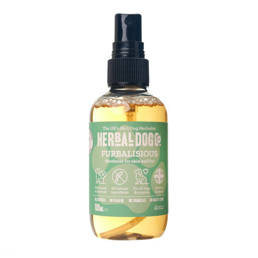 Herbal Dog Co Furbulous Lemon Balm Natural Deodoriser