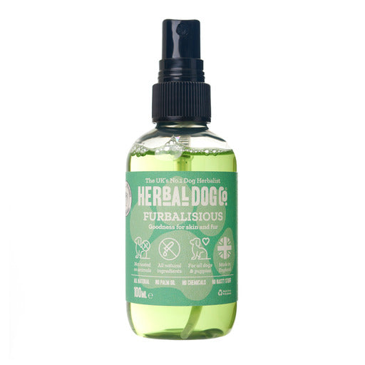 Herbal Dog Co Furbulous Lime & Coconut Natural Deodoriser