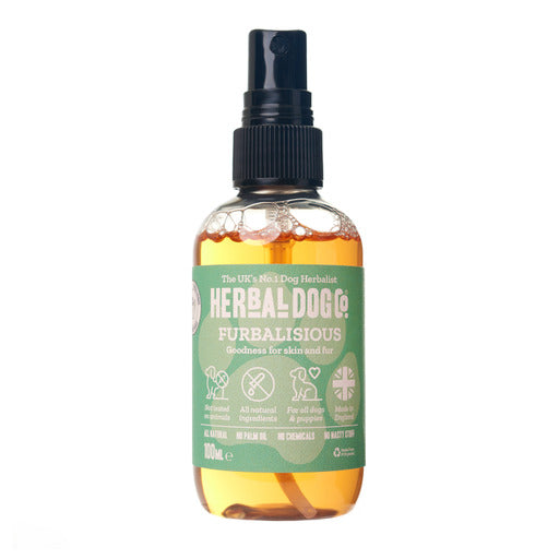 Herbal Dog Co Furbulous Orange & Bergamot Natural Deodoriser
