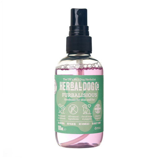 Herbal Dog Co Furbulous Parma Violet Natural Deodoriser
