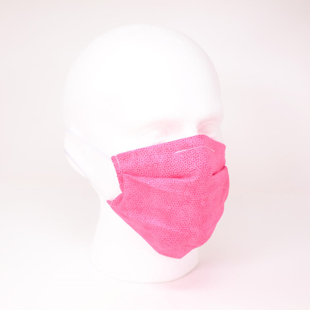 Hex Pink Face Mask