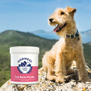 Dorwest Tree Barks Powder for Dogs & Cats - 100g