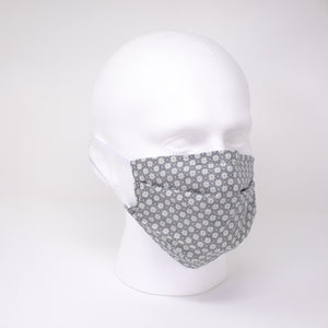 Winter Pleated Face Mask