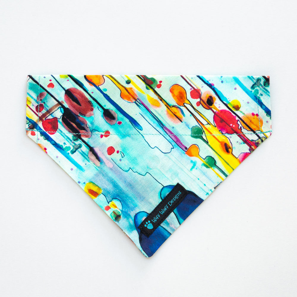 Lovebirds Bandana