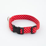 Red Dot Time Collar