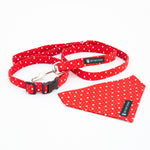 Red Heart Beat Set