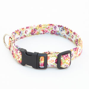 Vintage Pansy Collar