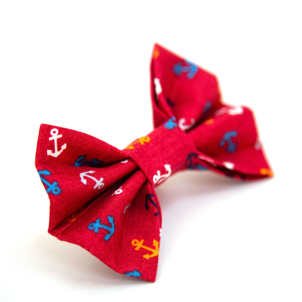 Sail Away Red Bow