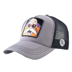 Dragon Ball Baseball Caps Summer Breathable