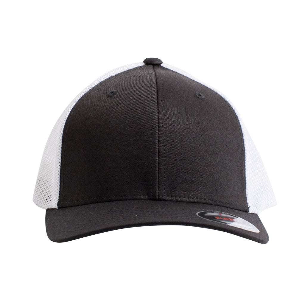 trucker black/white | Premium Caps