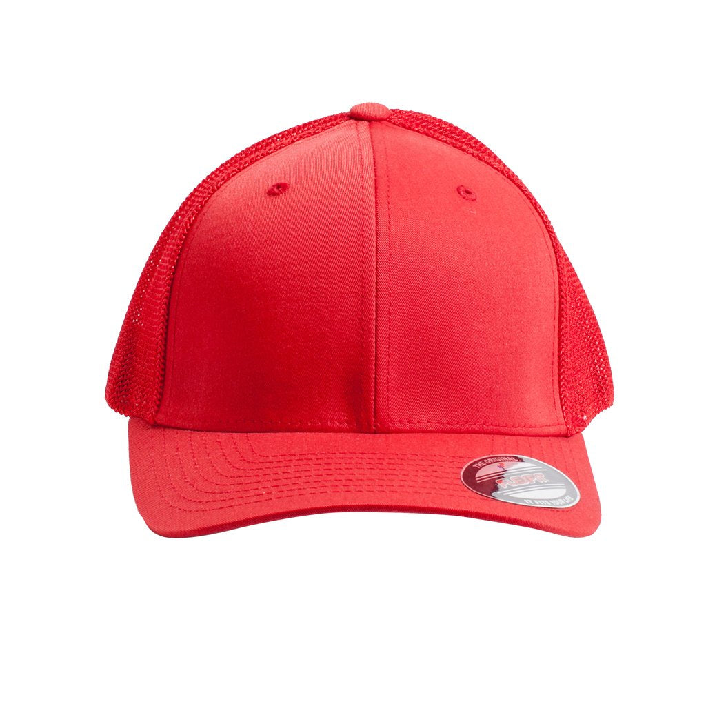 trucker full red cap | Premium Caps