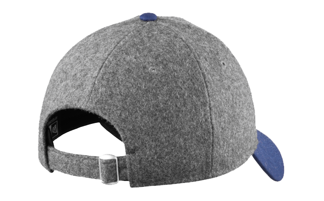Melton Heather Cap | Premium Caps
