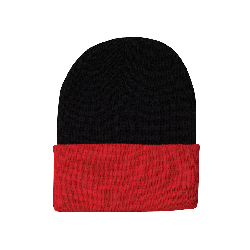 slouchy knit toque multicolor | Premium Caps