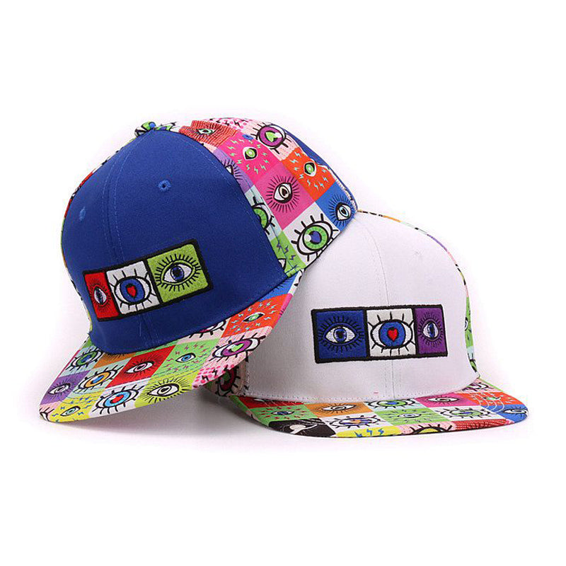 6 panel hip hop cap | Premium Caps