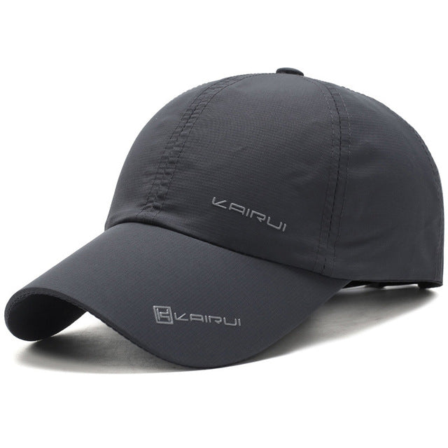 NORTHWOOD Solid Summer Cap Men Women
