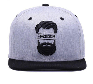 freedom retro hip hop style | Premium Caps