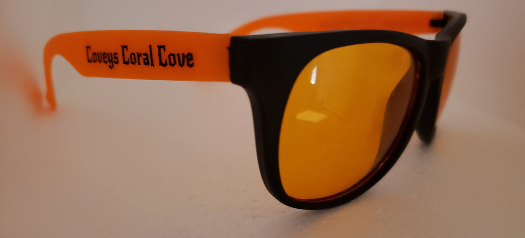 Coveys Coral Cove coral viewing glasses