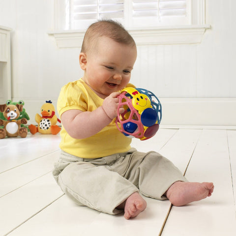 children pliable ball grasping the ball Play ball Toys