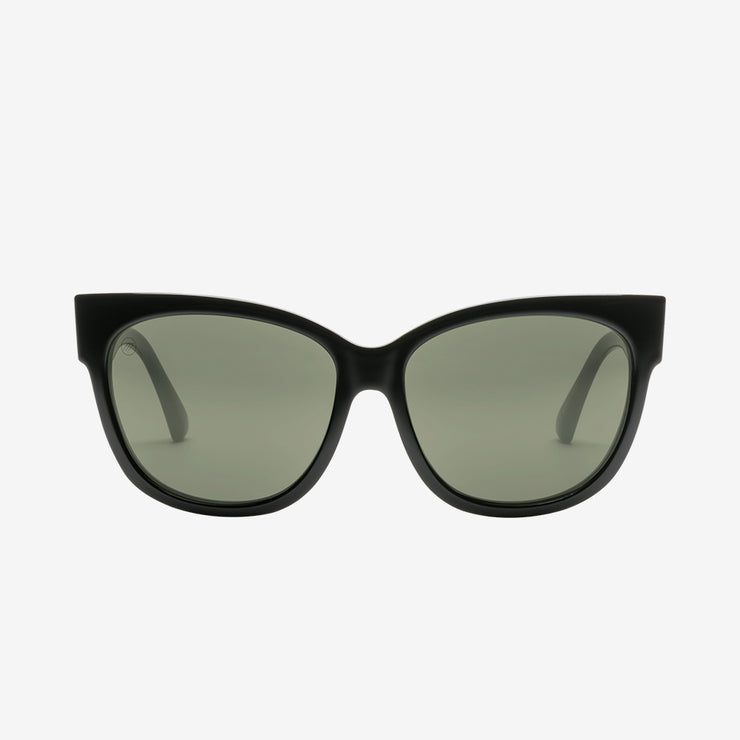 Electric Sunglasses Danger Cat Gloss Black/Grey