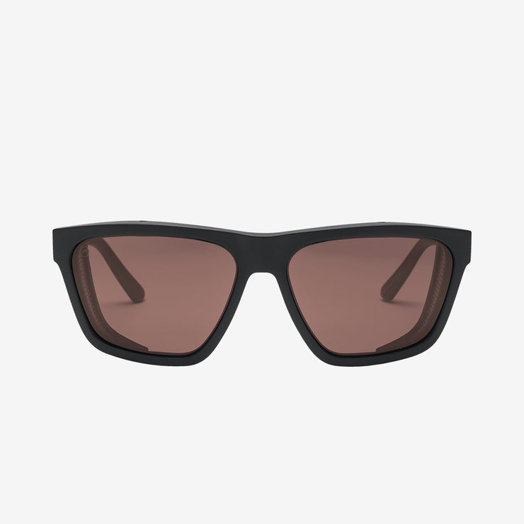 Electric Sunglasses Road Glacier Polarized Plus Matte Black/Rose Polarized Plus