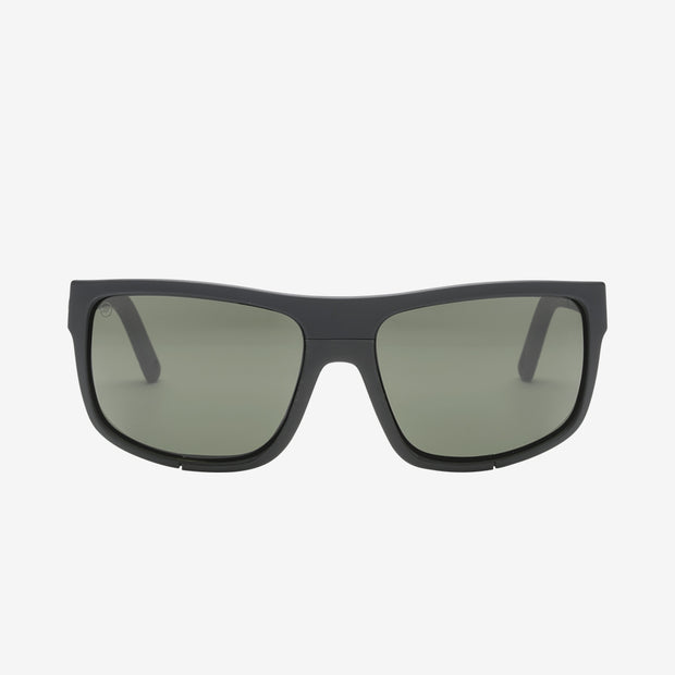 Electric Sunglasses Fade Plus Matte Black/Grey Plus