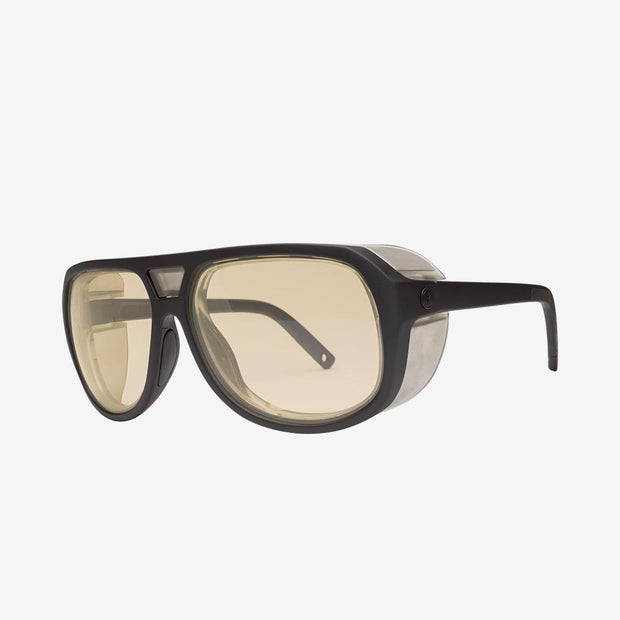 Electric Sunglasses Stacker Plus Matte Black/Yellow Plus