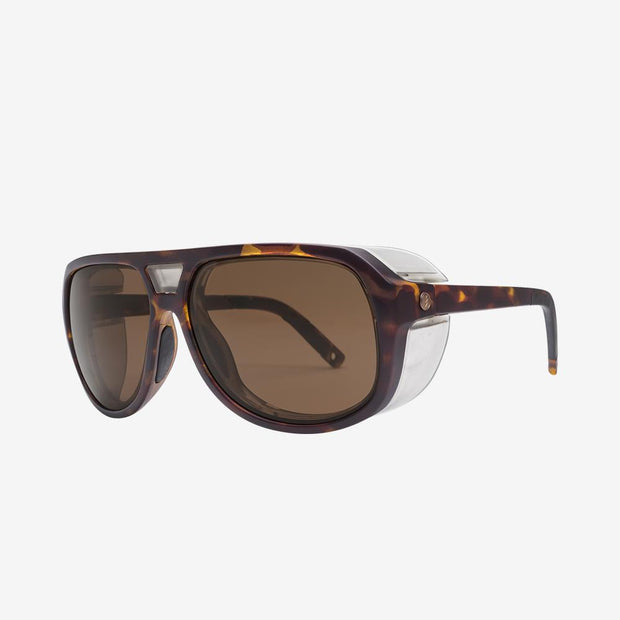 Electric Sunglasses Stacker Plus Matte Tort/Bronze Plus