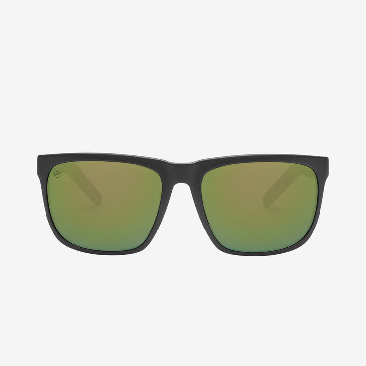 Electric Sunglasses Knoxville XL S Polarized Plus Matte Black/Bronze Green Polarized Plus