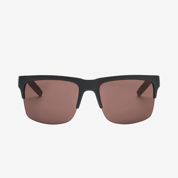 Electric Sunglasses Knoxville Pro Plus Matte Black/Rose Plus