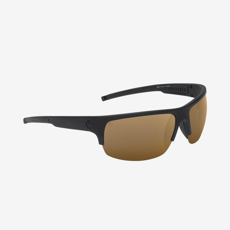 Electric Sunglasses Tech One Pro Polarized Plus Matte Black/Bronze Polarized Plus
