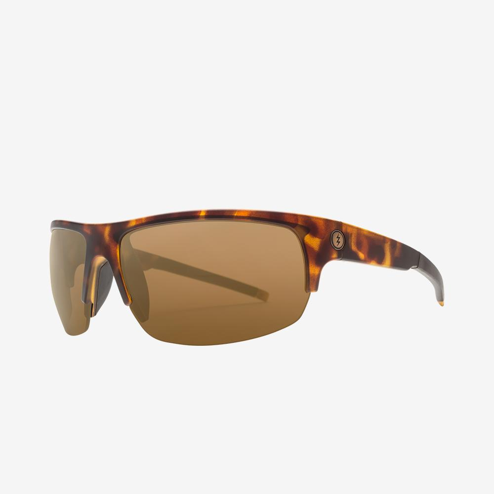 Electric Sunglasses Tech One Pro Polarized Plus Matte Tort/Bronze Polarized Plus