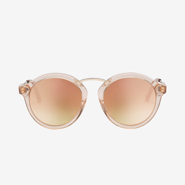 Electric Sunglasses Mixtape Nude Crystal/Champagne Chrome Gradient
