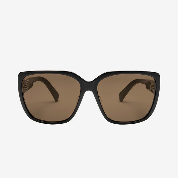 Electric Sunglasses Honey Bee Gloss Black/Bronze
