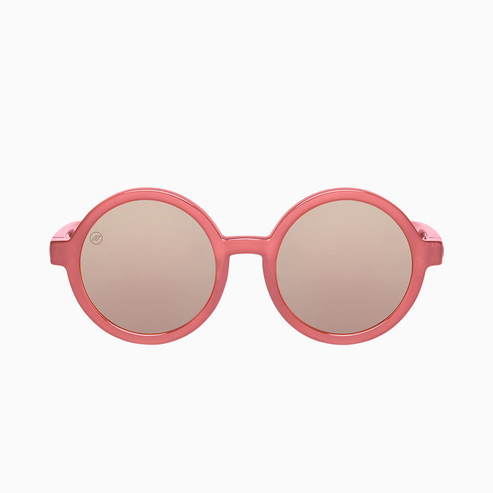 Electric Sunglasses Lunar Calafia Rose/Champagne Chrome Gradient