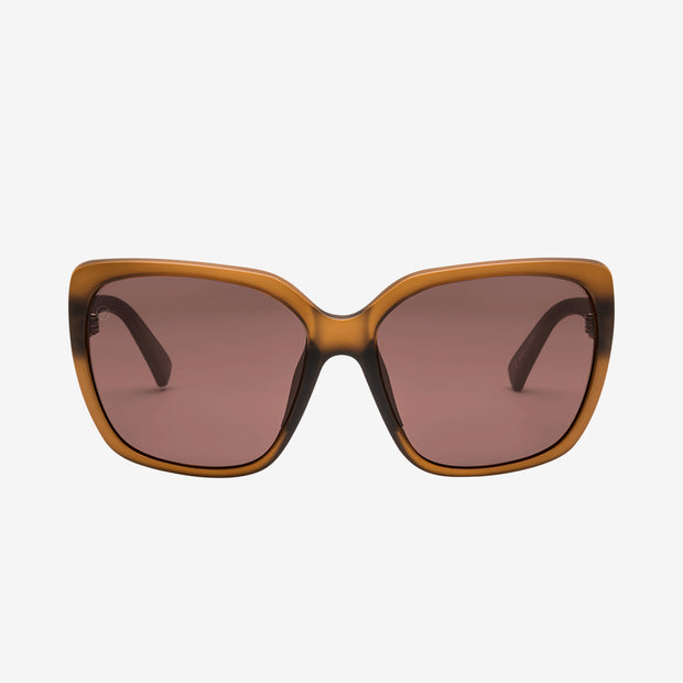 Electric Sunglasses Super Bee Matte Rose/Rose