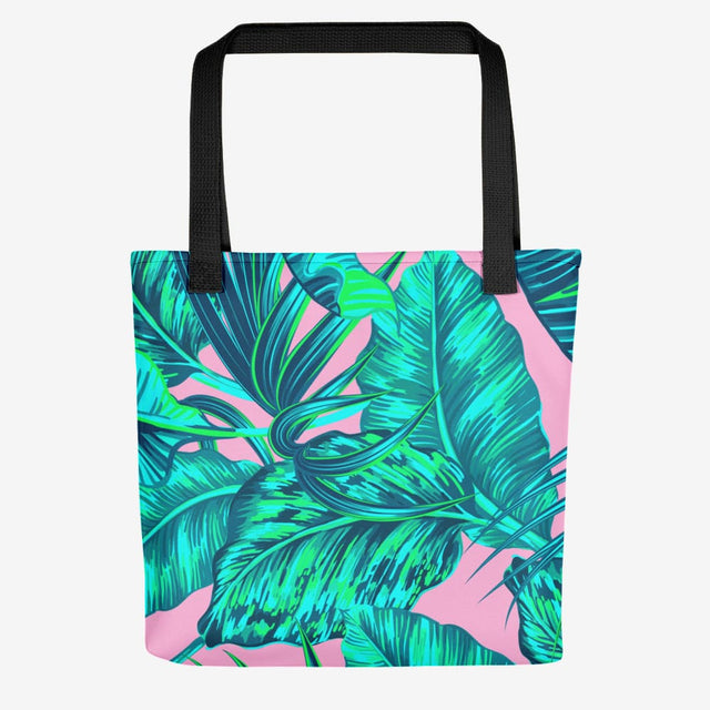 Save The Rainforest. Go Vegan Tote Bag