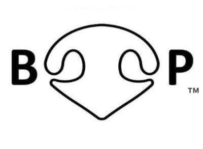 boop dogs pets logo