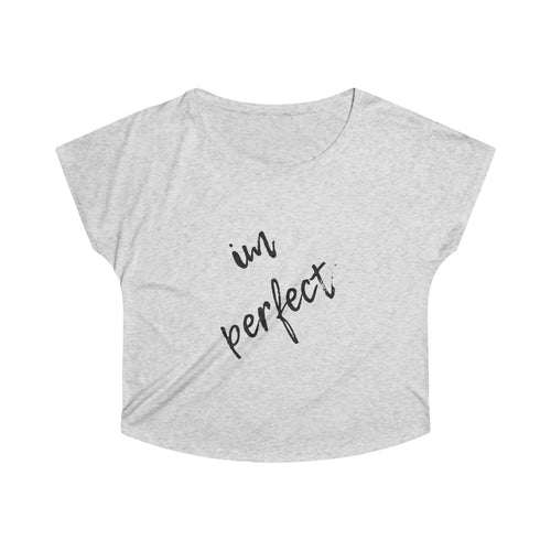 im perfect | tee | rough draft