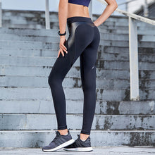 Load image into Gallery viewer, bee human Women High Waist Leggings Sports Pants